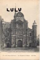 DEPT 76 : Eu, La Chapelle Du Collége - Eu