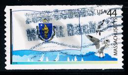 Etats-Unis / United States (Scott No.4297 - Drapeaux Des états Americains / State Flags) (o) - United States