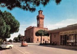 BOLOGNA - Castel San Pietro Terme - Cassero E Torre Dell´ Orologio - A.P.T. Stazione Autolinee Bologna/Imola - 1972 - Bologna