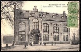 Dworp - Tourneppe - Gemeentehuis Met Animatie - Beersel