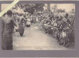 Afrique - Malawi - Afrique Centrale Nyasaland - Danse Angoni - Malawi