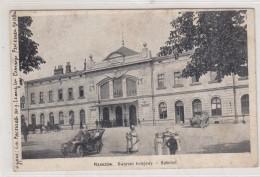 Poland. Rzeszow. Station. - Poland