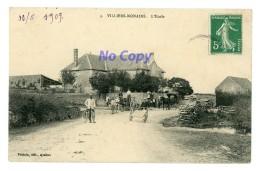 VILLIERS-NONAINS - L'Ecole - France