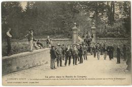 Grèves Du Bassin De Longwy - Longwy