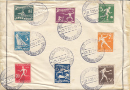 OLYMPISCHE SPIELE-OLYMPIC GAMES, Netherlands, 1928, Special Stamps !!
