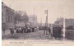 Grèves Du Bassin De Longwy -Mont Saint Martin - Longwy