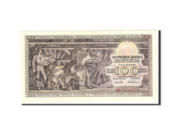 Yougoslavie, 100 Dinara, 1953, KM:68, 1953-05-01, TB - Joegoslavië