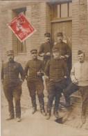 MILITARIA - CARTE PHOTO - 28ème Régiment D'Artillerie (Scan Sur La Porte) - Postkaarten