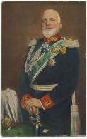 General Josias Von Heeringen Born In Cassel Hesse Edit Wolter Berlin No 1012 Color - Hommes Politiques & Militaires