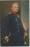 General  Von Bulow WWI Invasion Of Belgium Dinant   Edit Wolter Berlin No 1010 Color - Hommes Politiques & Militaires