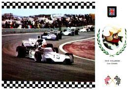 Carte Postale , Grand Prix , MIKE HAILWOOD , Surtees TS Motor Ford - Grand Prix / F1