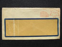 Brief Frankotype Postfreistempel Brno 1 MS  // S8435 - Böhmen Und Mähren