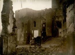 Images D´Oradour Sur Glane Quelques Jours Après Le Départ Des SS Allemands - Photo Originale - 24 (L)X18 (H) - Lot 15703 - Guerre, Militaire