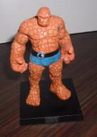 """Figurine Marvel """"La Chose / The Thing"""" (Figurine En Plomb Peinte À La Main) - Batman"""