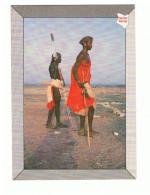 1620  Guerriers Samburu      Fin De Vente Le 28-05 - Kenia