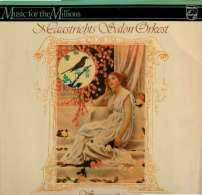 * LP *  Maastrichts Salon Orkest - SERENATA (Holland 1984 EX!!!) - Klassiekers