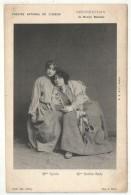 Théâtre National De L´Odéon - RÉSURRECTION De Henry Bataille - Mlle Sylvie - Mme Berthe Bady - Précurseur - Theatre