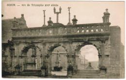 CPA Sizun, Arc De Triomphe, XVI Siècle (pk30031) - Sizun