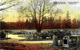 [DC2814] CPA - BELGIO - CAMP DE BEVERLOO - CIMITERO MILITARE - Non Viaggiata - Old Postcard - Leopoldsburg (Camp De Beverloo)