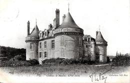 [DC2816] CPA - BELGIO - CHATEAU DE MAILLOC - Viaggiata - Old Postcard - Lisieux