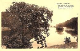 [DC2828] CPA - BELGIO - TERVUEREN - LE PARC - Non Viaggiata - Old Postcard - Tervuren