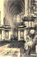 [DC2845] CPA - BELGIO - GAND CATHEDRALE ST. BAVON - Non Viaggiata - Old Postcard - Gent