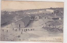 83.TOULON N 789.  INTERIEUR DE LA CASERNE DU 8 COLONIAL A MISSIESSY - Toulon
