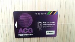 Phonecard Tanzania Used