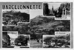 BARCELONNETTE CARTE MULTIVUES - Barcelonnette