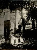 Victimes Russes De La Barbarie - Seconde Guerre Mondiale - Tirage Photo Originale  - 24 (L )X1 8 (H) - Lot 15729 - Guerre, Militaire