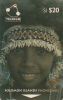 SOLOMON ISL.(GPT) - Young Girl From Sulufou Island, CN : 02SDA/C, Used
