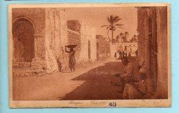 Bengasi - Una Via - Libye