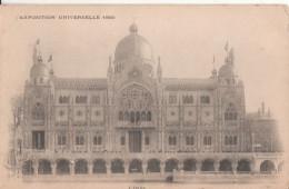 Italie Exposition Universelle  1900 - Italia