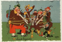 ILLUSTRATEUR - DUBOUT - Sans Légende - 1957 14A - Dubout