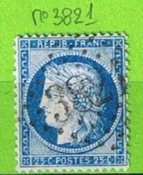 OBLIT GC N°3821 ST-POL-SUR-TERNOISE - PAS DE CALAIS - Marcophilie (Timbres Détachés)