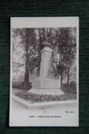 LUNEL - Statue De Henri De Bornier - Lunel
