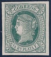 ESPAÑA/ANTILLAS 1864 - Edifil #10 - MNH ** - Cuba (1874-1898)