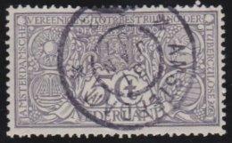 Nederland       NVPH    86             O                 Gebruikt  /  Cancelled - Periode 1891-1948 (Wilhelmina)