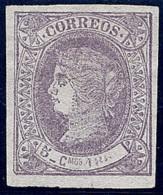 ESPAÑA/CUBA 1866 - Edifil #13 - MLH * - Kuba (1874-1898)