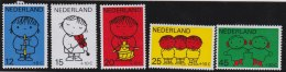 Nederland       NVPH    932/936           **                 Postfris  /  MNH - 1949-1980 (Juliana)
