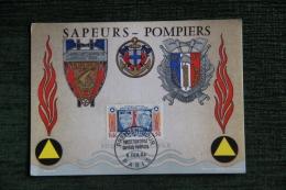 SAPEURS POMPIERS - Sapeurs-Pompiers