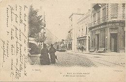 Villefranche-sur-Saône - Rue Victor-Hugo - 1902 - Villefranche-sur-Saone