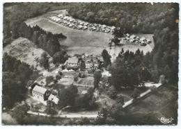 CPSM MEYMAC, VUE AERIENNE, CAMP DE LA FEUILLADE, CORREZE 19 - France