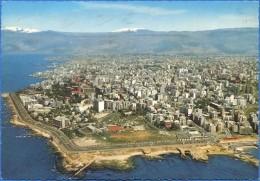 LIBAN / LIBANON. BEYROUTH MODERNE - Vue Générale Et Le Nouveau Quartier Du Phare - Liban