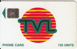 VANUATU - TVL Logo, First Issue 120 Units, CN : 40727, Used - Vanuatu