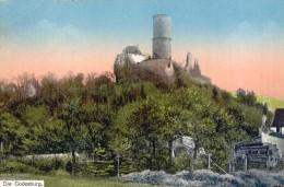 Die Godesburg  1915 - Bonn