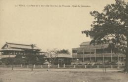 CD BOMA / La Poste Et La Nouvelle Direction Des Finances, Quai Du Commerce / - Congo - Brazzaville