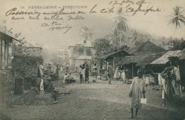 SL FREETOWN / Freectown, Vue Intérieure / - Sierra Leone