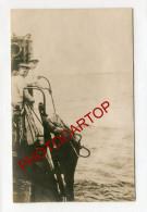 SCAPHANDRIER Militaire-Dt. MARINE-TAUCHER-Carte Photo Allemande-NON SITUEE-Guerre 14-18-1 WK-??-Metier-Militaria- - Guerra 1914-18