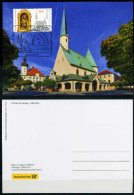 93153) BRD - MK /2016 = Michel 3240 - 84503 ALTÖTTING Vom 02.05.2016 - Aufl: 2.500 - Altötting Kirche - Maximum Cards
